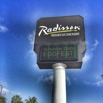 This year's Sunshine State Eggfest was held at Radisson