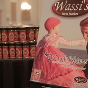 Wassi's Meat Market puts on The Egg Fest for Candlelighters of Brevard