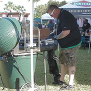 Using the BIg Green Egg