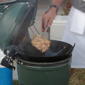 Showing the Versatility of The Big Green Egg