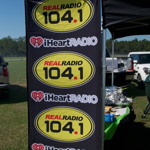 104.1 I Heart Radio is broadcasting delicious food