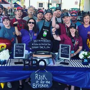 People's Choice Award Winners - Risk It for the Brisket