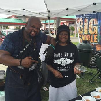 Food Big Swole Style at Eggfest 2015