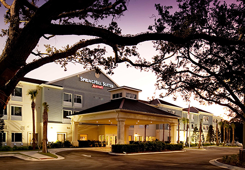 SpringHill Suites Marriott Vero Beach