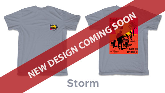 Storm Color T-Shirt