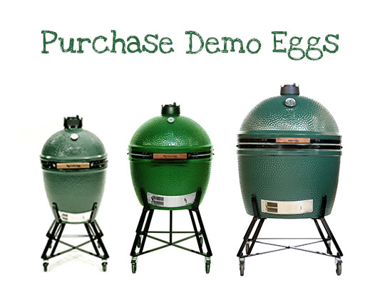 Big Green Eggs Grills