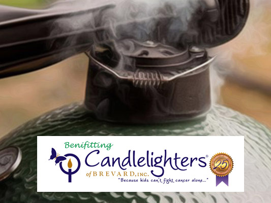 Benefiting Candlelighters of Brevard, Inc. Because kids can't fight cancer alone